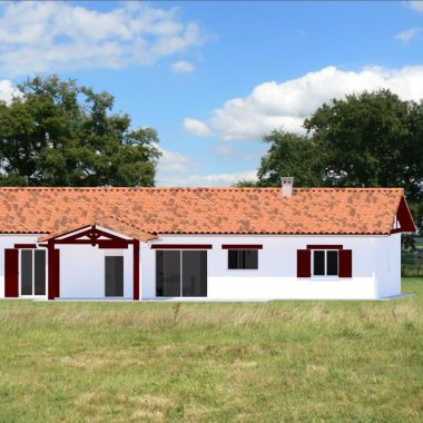 Villa Amendeuix - MO Pierre AGUER