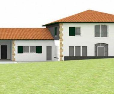 Villa Bardos 1 - Architecte Alexandra BAREYRE