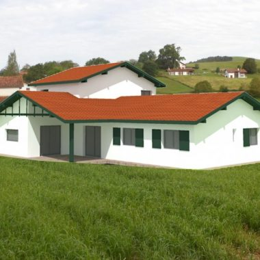 Villa Beyrie - Architecte Alexandra BAREYRE