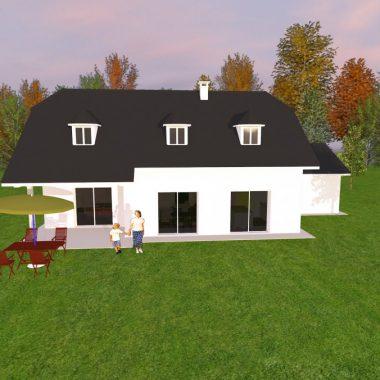 Villa Costill - MO Pierre AGUER