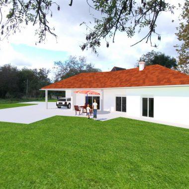 Villa Gestas - Sauveterre Construction